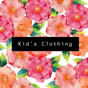 Kids/Baby Clothing & Shoes